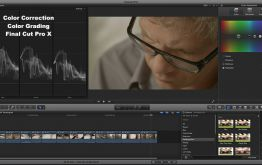 Color Correction FCPX